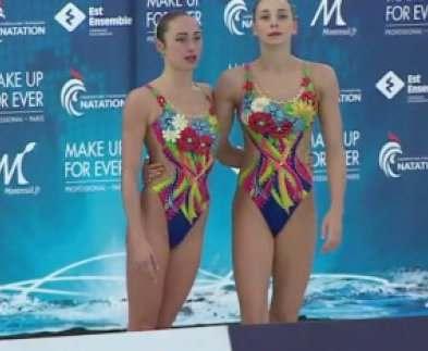 Харьковчанки выиграли все «золото» Мировой серии по синхронному плаванию