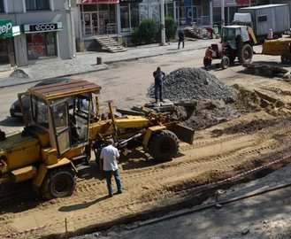 Харьковские таможенники собрали денег на ремонт дорог