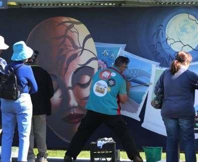 В Харькове начинается Mural Fest