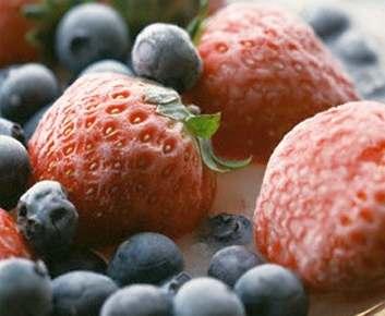 От замороженных ягод можно подцепить кишечный грипп