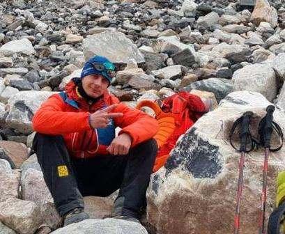 Харьковский альпинист взошел на Эверест