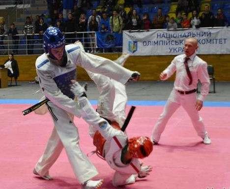 Харьковчане завоевали «золото» международного турнира по тхэквондо