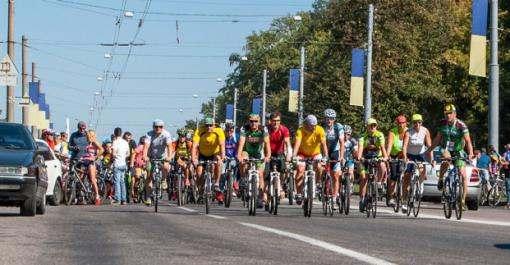 Харьковский Велодень повлияет на транспорт