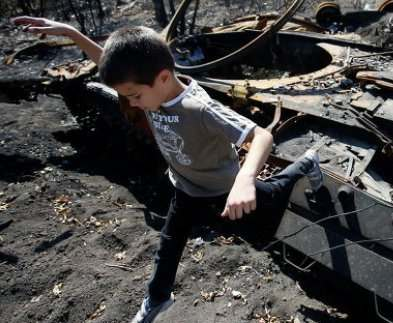 В Харькове пройдет фотовыставка, посвященная детям из зоны АТО