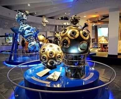 В Красноградском краеведческом музее появится планетарий