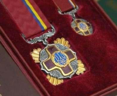 Харьковчане награждены государственными наградами