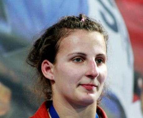 Харьковчанка стала чемпионкой Европы по самбо