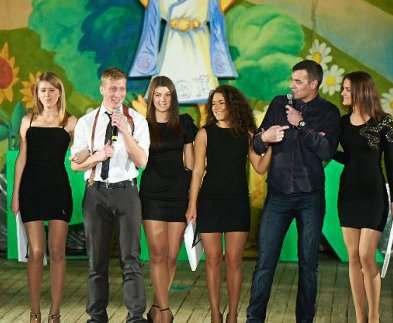В Харькове состоялся Кубок молодежной лиги КВН