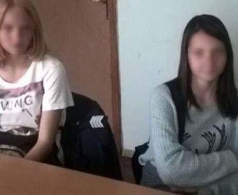 Харьковская полиция нашла школьниц, сбежавших в Киев