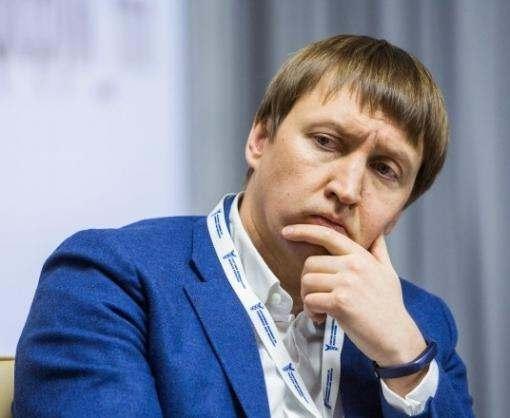 Тарас Кутовой уходит в отставку с поста министра агрополитики