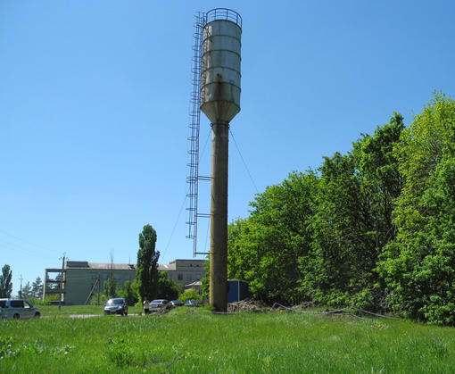 В Барвенково разворачивается строительство важного объекта