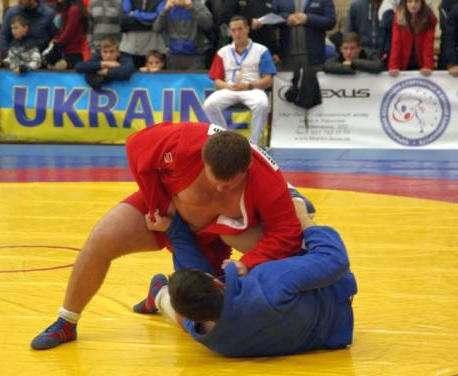 Харьковские дзюдоисты завоевали пять наград чемпионата Украины