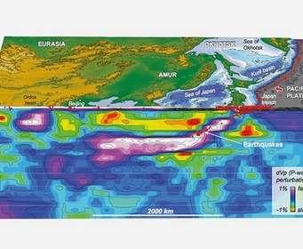 Геофизики открыли новые литосферные плиты Земли
