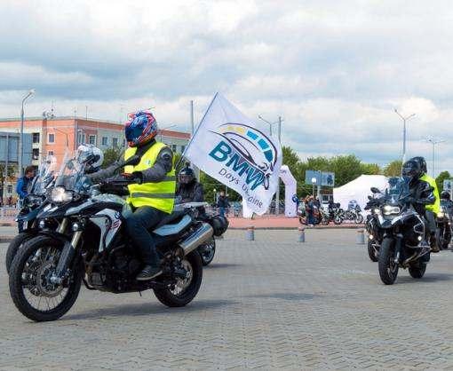 В аэропорту Александра Ярославского с успехом прошли BMW Days Ukraine