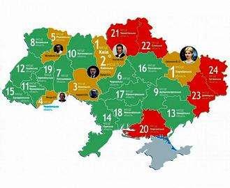Харьковщина обогнала остальные регионы