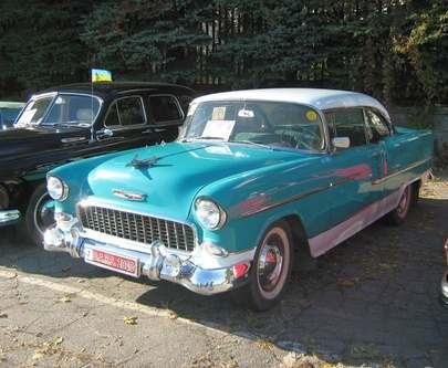 Ретро-слет: в Харькове покажут машины Брежнева и Щербицкого