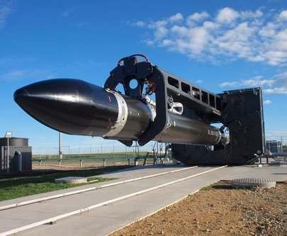 В космос запустили ракету с напечатанным на 3D-принтере двигателем