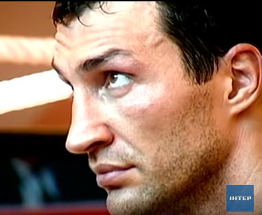 В студии «Большого бокса» на «Интере» Кличко – о брате, бое и о будущем