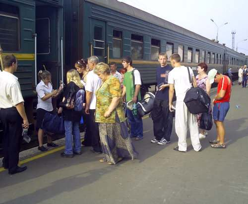 У отдыхающих в Бердянске появится железнодорожная альтернатива