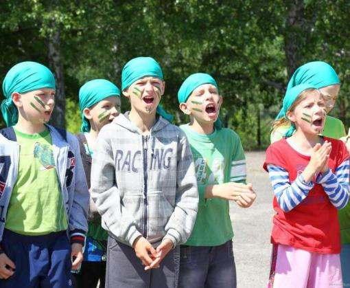 В Харьковской области начали работу лагеря