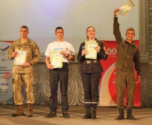 В Харькове прошел областной слет студентов-волонтеров