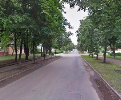 В Харькове на ХТЗ затруднено движение по центральному проспекту