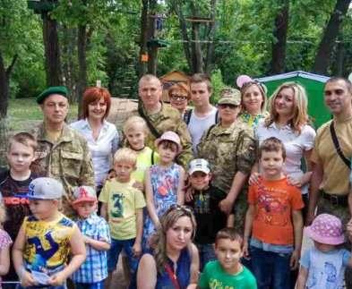 В Харькове начинают отмечать День защиты детей