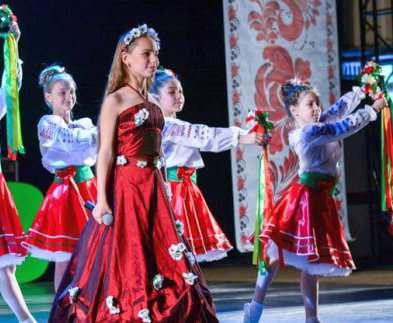 В Харькове прошел фестиваль детсткого творчества
