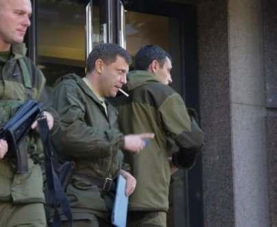 В рядах Захарченко посеялась паника