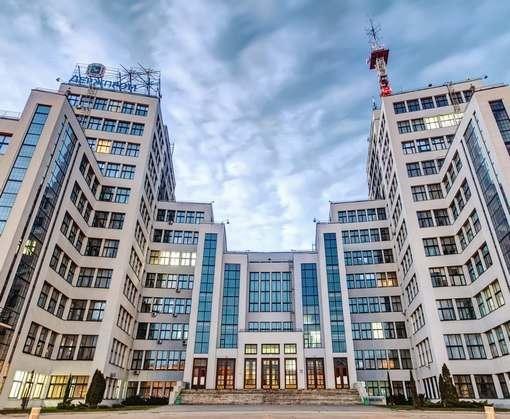 Госпром вошел в список ЮНЕСКО