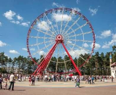 В Харькове попытаются поставить рекорд в парке Горького