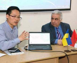 Китайцы заинтересовались разработками харьковских ученых
