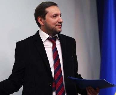 Юрий Стець снова подал в отставку с должности министра информполитики