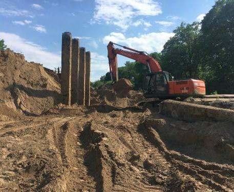 Когда восстановят мост на автодороге Харьков – Ахтырка