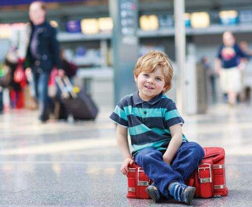 Чем меньше ребенок, тем легче с ним путешествовать