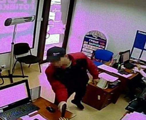 В Харькове совершено нападение на очередную кредитную контору