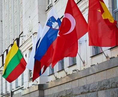 В Харькове началась Генеральная Ассамблея Ассоциации городов-обладателей Приза Европы