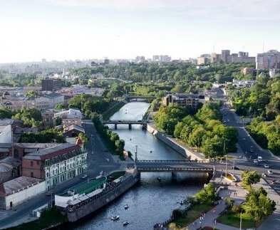 Харьков остается единственным украинским городом – обладателем всех наград Совета Европы