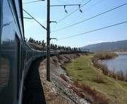 Возле Харькова в поезде обворовали иностранку