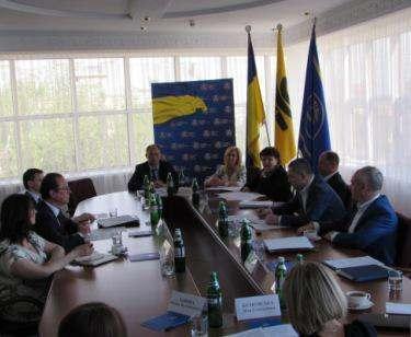 Харьковская фискальная служба реорганизовалась