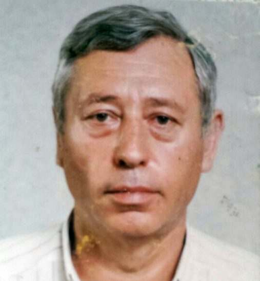 Умер Владимир Гринь