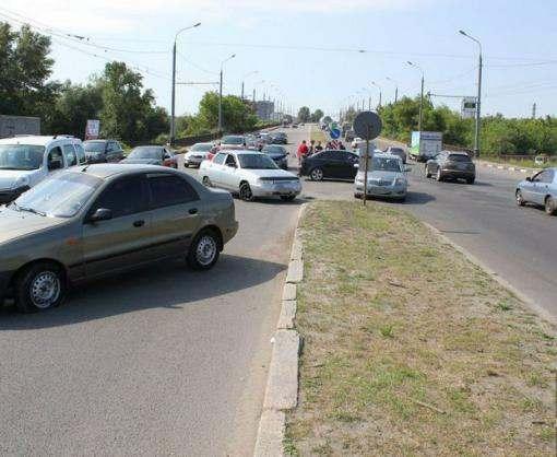 ДТП в Харькове: столкнулись четыре машины