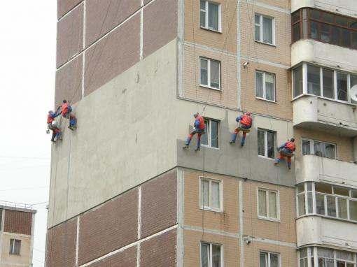 В Харькове планируют утеплить многоэтажки по американскому проекту