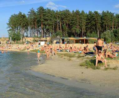 Безлюдовский пляж отобрали у арендатора