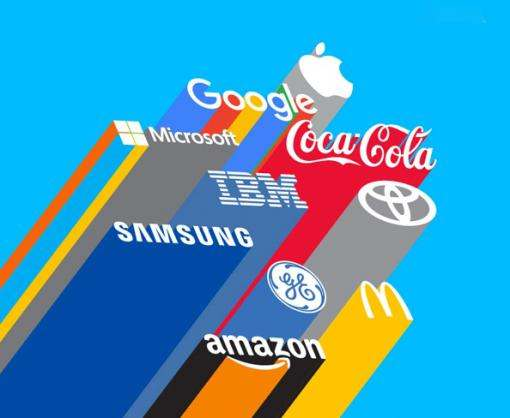 Названы самые дорогие бренды мира
