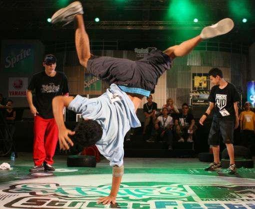 Под Харьковом пройдет фестиваль хип-хопа