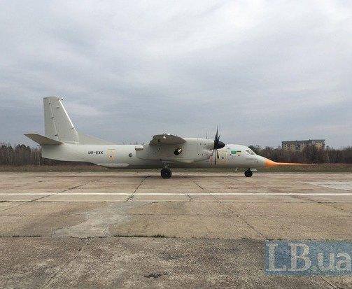 Украина презентует самолет на Ле Бурже