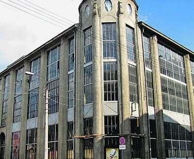 В Харькове хотят сохранить здание бывшей мануфактуры Миндовского