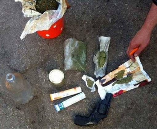 Под Харьковом арестован наркобарон