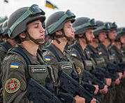 Нацгвардия вышла патрулировать Харьков